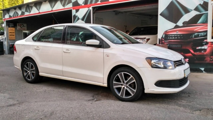 Диски Volkswagen Polo WSP Italy W463 Cross Polo R16 (фото №429)